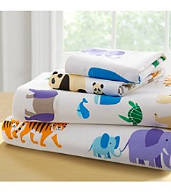 Olive Kids Endangered Animals Sheet Set