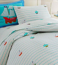 Olive Kids Pirates Duvet Cover