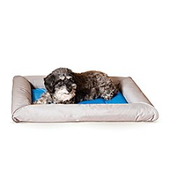K&H Pet Products Medium Cool Bed Deluxe™ with Bolster