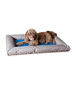 K&H Pet Products Large Cool Bed Deluxe™ with Bolster
