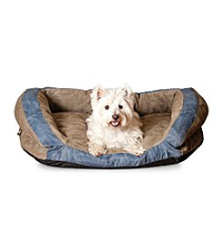 K&H Pet Products Premium Logo Bolster Pet Bed