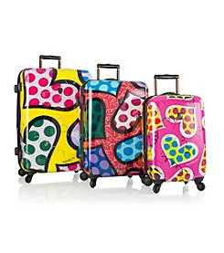 Heys® America Britto Hearts Carnival Luggage Collection