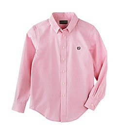 Lauren Ralph Lauren Boys' 8-20 Long Sleeve Dress Shirt
