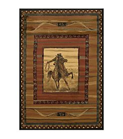 United Weavers Genesis Rawhide Lodge Rug