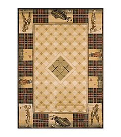 United Weavers Genesis Classic Open Natural Rug