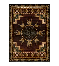United Weavers Genesis Dream Catcher Lodge Rug
