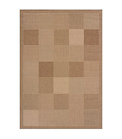 United Weavers Solarium Patio Block Petite Accent Rug