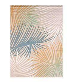 United Weavers Regional Concepts Palm Leaves Scatter Rug