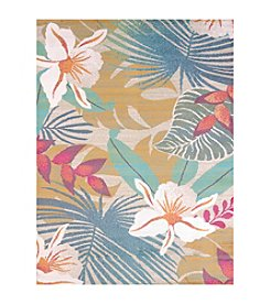 United Weavers Regional Concepts Flower Jungle Scatter Rug