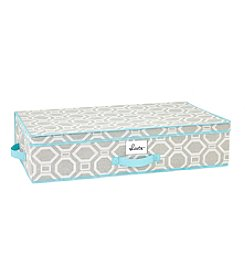 ClosetCandie Dove Grey Under-the-Bed Storage Box