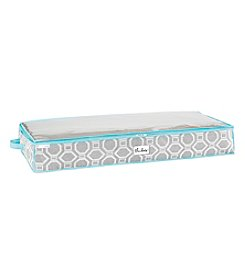 ClosetCandie Dove Grey Under-the-Bed Storage Bag