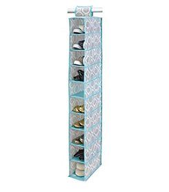 ClosetCandie Dove Grey 10-Shelf Organizer