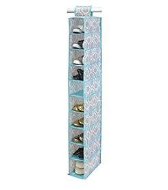 ClosetCandie Dove Grey 10-Shelf Organizer