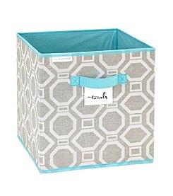 ClosetCandie Dove Grey Storage Cube