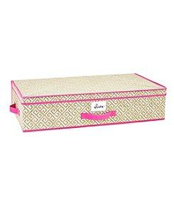ClosetCandie Hot Pink Under-the-Bed Storage Box