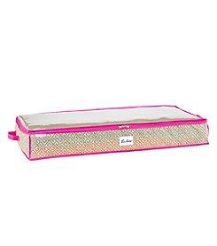 ClosetCandie Hot Pink Under-the-Bed Storage Bag