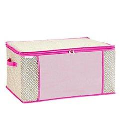 ClosetCandie Hot Pink Blanket Bag