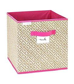 ClosetCandie Hot Pink Storage Cube