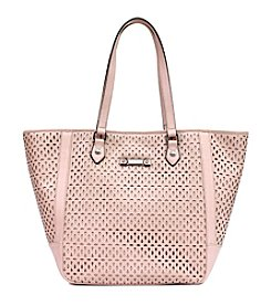 Jessica Simpson Olivia Perforated Tote