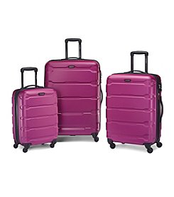 Samsonite® Omni Radiant Pink Luggage Collection + $50 Gift Card by Mail