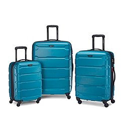 Samsonite® Omni Caribbean Blue Luggage Collection + $50 Gift Card by Mail