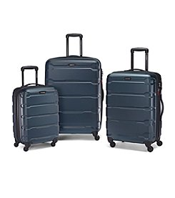 Samsonite® Omni Teal Luggage Collection + $50 Gift Card by Mail