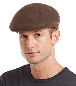 LAKE of the ISLES® Men's Heathered Wool Ascot Hat