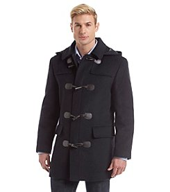 Lauren Ralph Lauren Men's Toggle Wool Coat