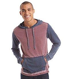 Ocean Current® Men's Long Sleeve Colorblock Hoodie Tee