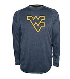 West Virginia University Men's Long Sleeve Crewneck Scout Tee