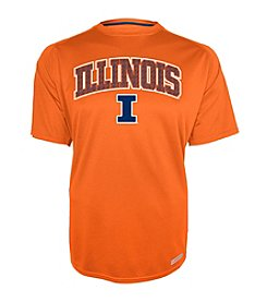 University of Illinois Men's Short Sleeve Crew Neck Training Tee
