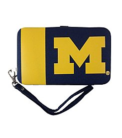 University of Michigan Wristlet Wallet