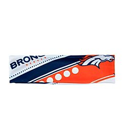 Little Earth NFL® Denver Broncos Women's Wide Stretch Headband