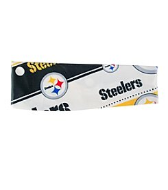 Little Earth NFL® Pittsburgh Steelers Women's Wide Stretch Headband