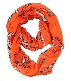 Little Earth NFL® Denver Broncos Women's Infinity Scarf