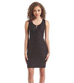 My Michelle® Glitter Bandage Dress