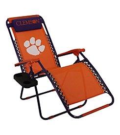 NCAA® Clemson Tigers Zero Gravity Chair