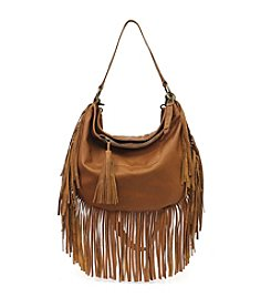 Lucky Brand® Rickey Leather Crossbody Hobo