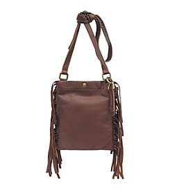 Lucky Brand®  Rickey Leather Mini Crossbody