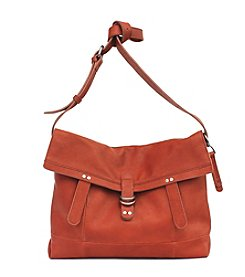 Lucky Brand® Dempsey Leather Messenger