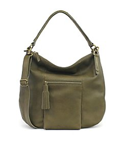 Lucky Brand® Harper Leather Crossbody Hobo