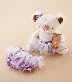 Baby Aspen Tutu Cute Koala Plush with Bloomer for Baby