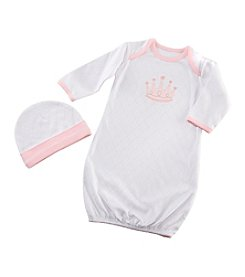 Baby Aspen® 2-Piece Little Princess Layette Set