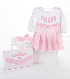 Baby Aspen 2-Piece Big Dreamzzz Baby Cheerleader Layette Set