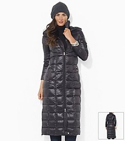 Lauren Ralph Lauren® Packable Down Maxi Coat