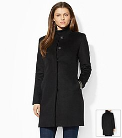 Lauren Ralph Lauren® Collarless Coat