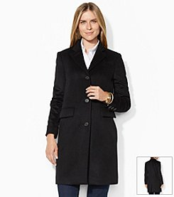 Lauren Ralph Lauren® Chest Pocket Pea Coat
