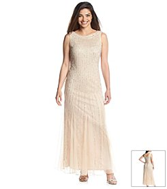 Pisarro Nights Beaded Gown