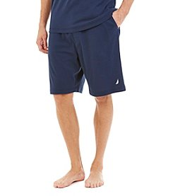 Nautica® Men's Anchor Knit Sleep Shorts