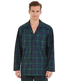 Nautica Men's Fleece Camp Shirt